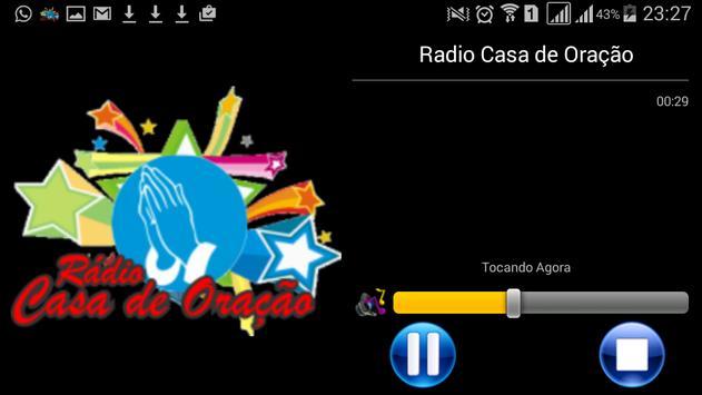 Radio Casa de Oração apk screenshot