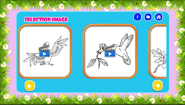 Coloring Birds 2 screenshot 10