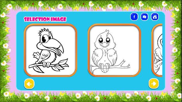 Coloring Birds 2 screenshot 11
