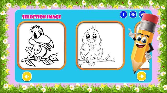 Coloring Birds 2 screenshot 3