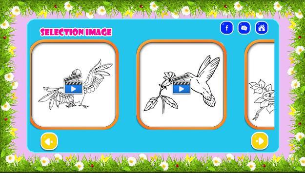 Coloring Birds 2 screenshot 5