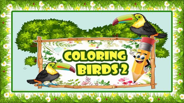 Coloring Birds 2 screenshot 6