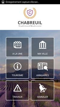 Mairie de Chabreuil apk screenshot
