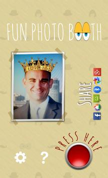 Fun Photo Booth apk screenshot