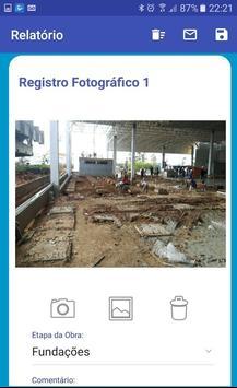 Construction Report apk screenshot