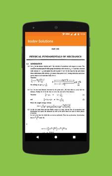 IE Irodov Solutions ( Both Parts ) screenshot 6