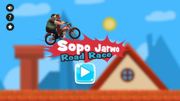 Sopo Jarwo Road Race poster