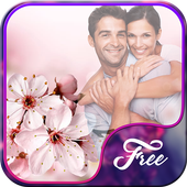 Blend Photo With Flower icon