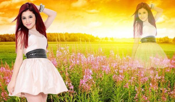 Blend Photo With Flower screenshot 4