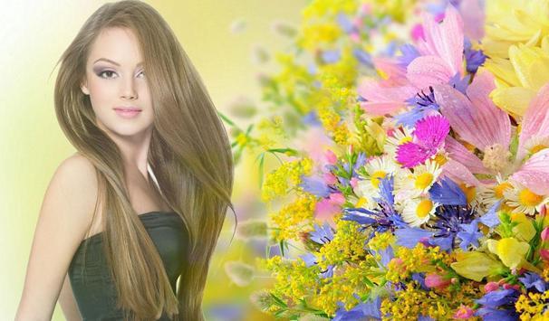 Blend Photo With Flower screenshot 3