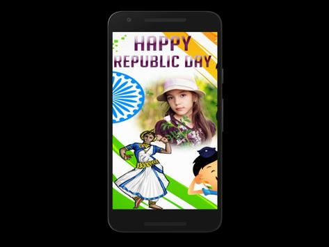 Republic Day Photo Frame screenshot 1