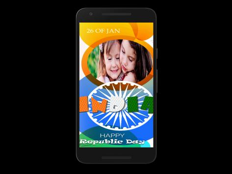 Republic Day Photo Frame screenshot 2