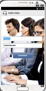 RDI Hotline apk screenshot