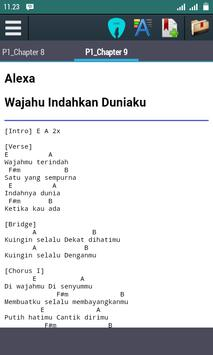 Chord Lagu Alexa apk screenshot