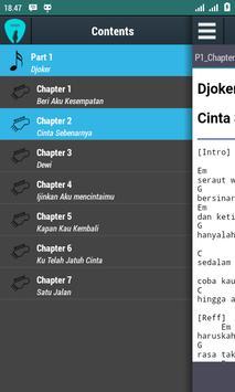 Chord Lagu Djoker screenshot 1