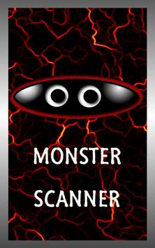 Monster Scanner apk screenshot