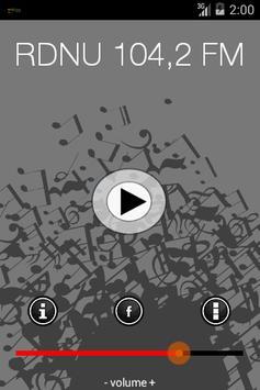 RDNU 104,2 FM screenshot 1