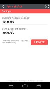 Fun Fake Bank Account Prank screenshot 14