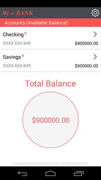 Fun Fake Bank Account Prank screenshot 10