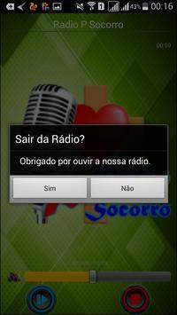 Radio P Socorro apk screenshot