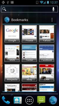 APW Theme Modern ICS Dark screenshot 1