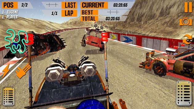Off Road Death Racing Car Ride screenshot 14