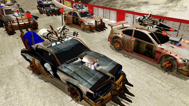 Off Road Death Racing Car Ride apk screenshot