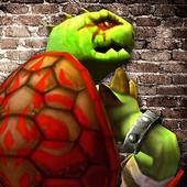 Hospital Escape Super Turtle icon
