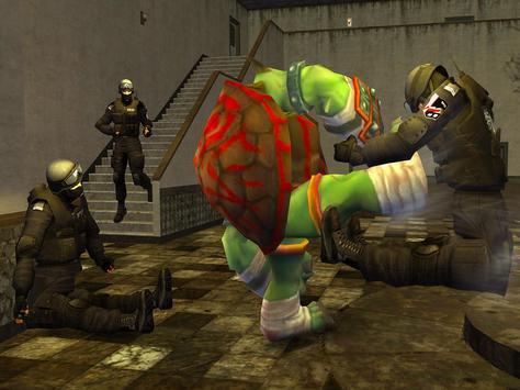 Hospital Escape Super Turtle apk screenshot