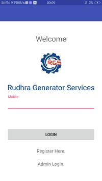 Rudhra Generator Services poster