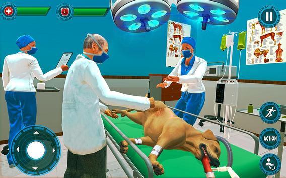 Pet Hospital Vet Clinic Animal Vet Pet Doctor Game スクリーンショット 6