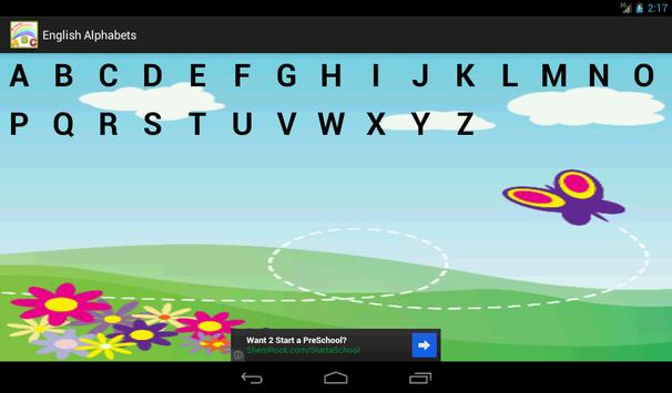 Kids Learn and Play ABC (Free) apk screenshot