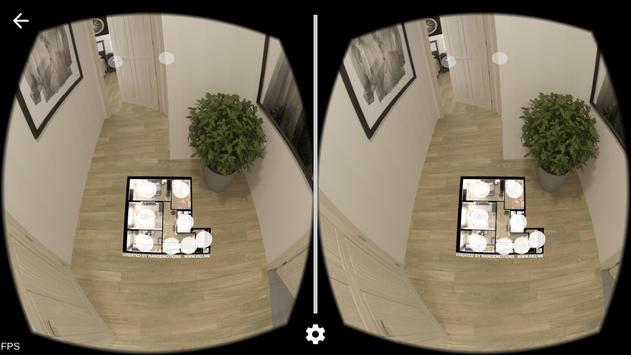 Apartament VR tour 360 apk screenshot