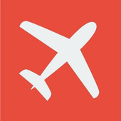 Cheap Flights booking icon
