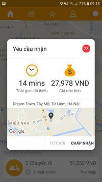 TaxiNow Driver screenshot 1