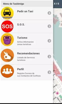 Taxi Amigo screenshot 1