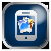 Recover Photos and videos icon