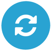 Recovery facbook Message Guide icon