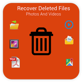 Recover Deleted Files Photos And Videos icon