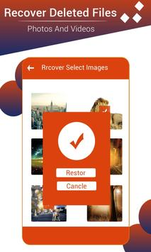 Recover Deleted Files Photos And Videos screenshot 3