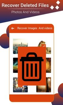 Recover Deleted Files Photos And Videos screenshot 2