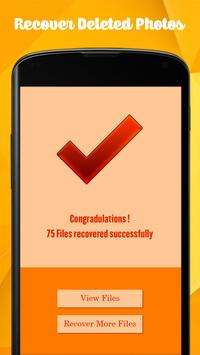 Recover Photos and Pictures : Restore Deleted Data screenshot 3