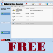 Recovery Of Lost Data Guide icon