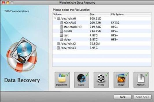 Recovery Of Lost Data Guide apk screenshot