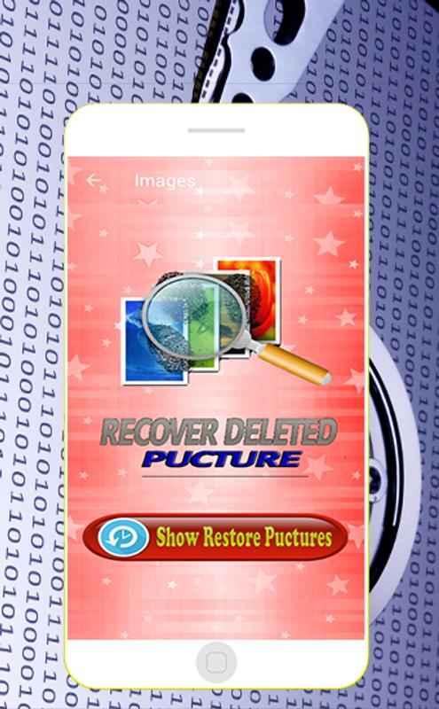 data recovery application for smartphone