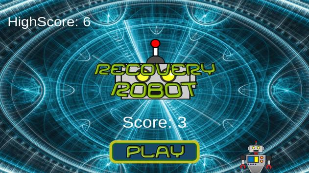 Recovery robot screenshot 7