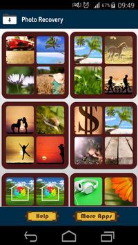 Photos Recovery apk screenshot