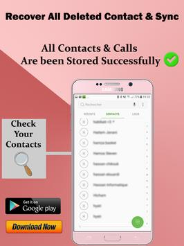 Recover deleted all contacts screenshot 4