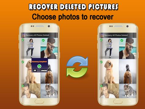 Recover Photo Deleted:Image,Video,Contact,Data,Pic screenshot 1