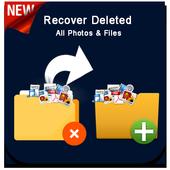 Recuperar Apagado Todos os Arquivos, Fotos ícone
